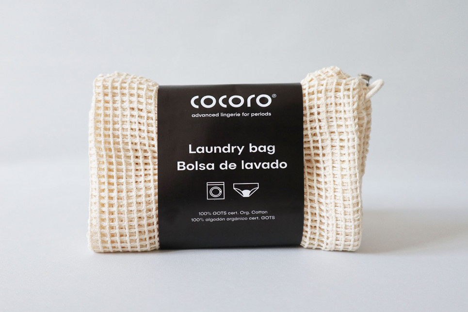 Laundry bag 100% Organic cotton